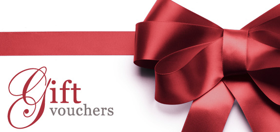 Gift Vouchers Are Back!