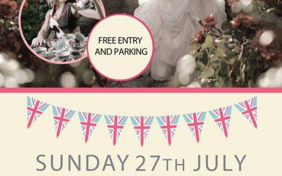Event: Vintage Wedding Fayre @ The Joshua Bradley, Hyde